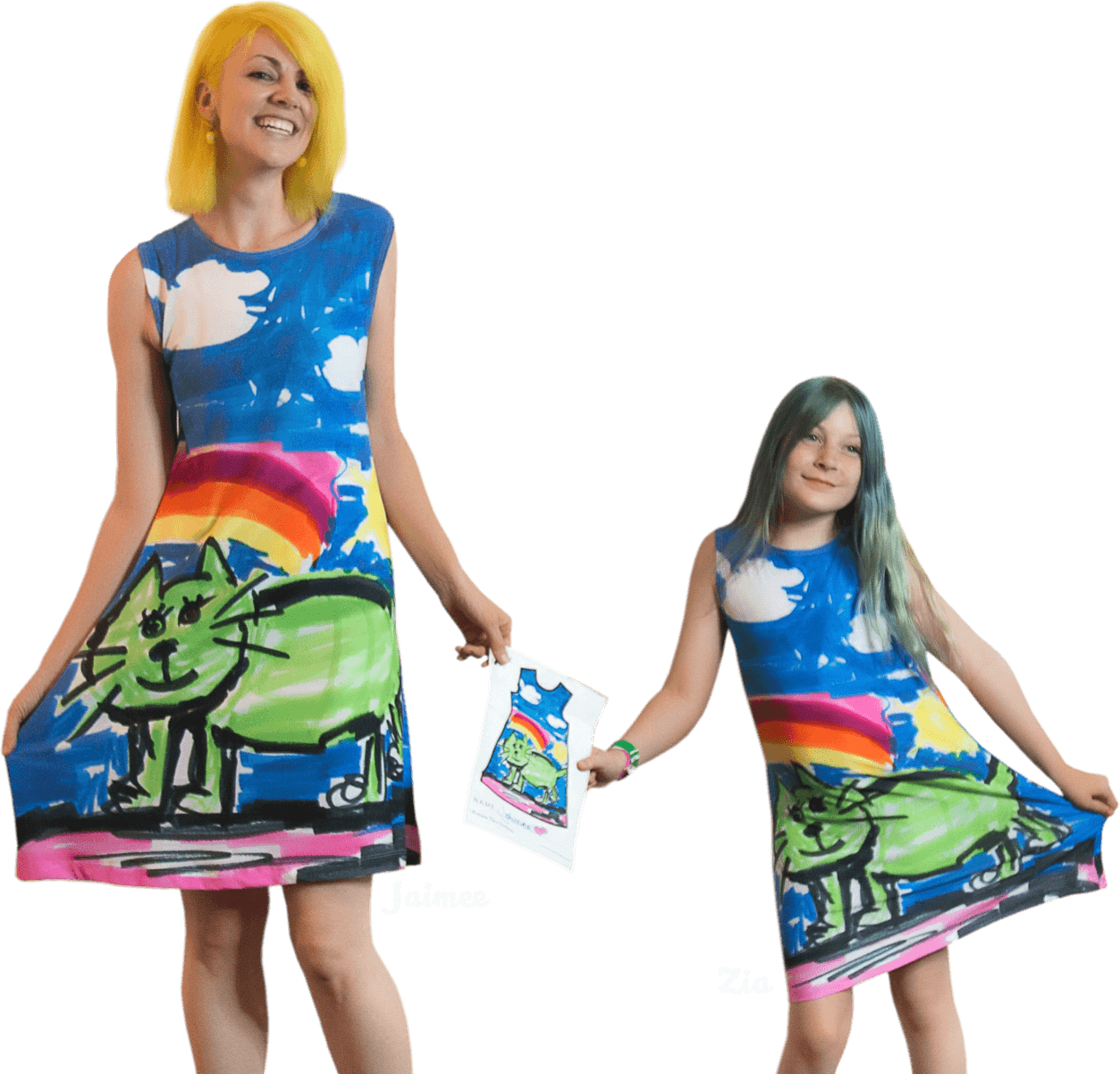 Wear Your Imagination Picture This Clothing